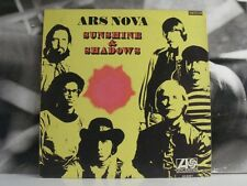 ARS NOVA - SUNSHINE & SHADOWS - LP GREEK REISSUE EXCELLENT