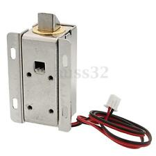 12V Stainless Electronic Door Lock Access Control for Cabinet Drawer Safety Box