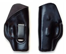 Turtlecreek Leather IWB Holster Sig Sauer P250 Sub-Compact Right H & Fixed Clip