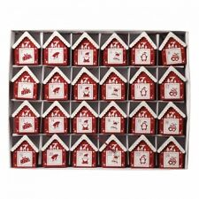 Heaven Sends Hanging Wooden House Advent Set - Advent Calendar