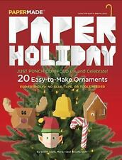 Paper Holiday by Papermade (2016, Paperback)