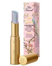 Too Faced Lipstick Unicorn Tears La Creme Gorgeous Holographic Lavender Pink New