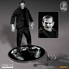 Mezco Toyz ONE: 12 Collective 1:12 Scale Figure Universal Monsters Frankenstein