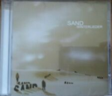 "Sand  ""Winterlieder""  CD * Brokensilence ‎– 289"