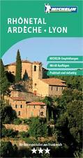 Reiseführer Rhonetal Ardeche Lyon 2013/14, Michelin Verlag, ungelesen, wie neu