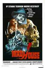 Madhouse 1982 Poster 01 A4 10x8 Photo Print