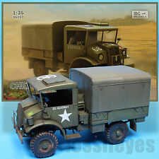 CHEVROLET C15A NO.13 CAB & NO.12 CAB VERSIONS PERONNEL LORRY