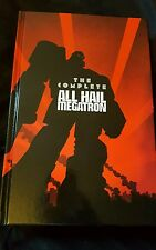 Transformers: The Complete All Hail Megatron Hardback IDW