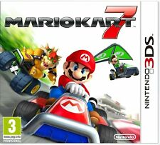 Nuevo Y Sellado Mario Kart 7 para Nintendo 3DS 2DS XL Racing multijugador Juego UK PAL