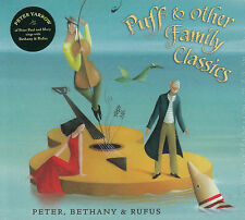 Puff & Other Family Classics by Peter, Bethany & Rufus (CD, Salasaree) P. Yarrow