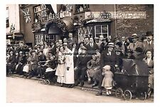 rp16896 - Coronation Celebrations , Woodstock - photo 6x4