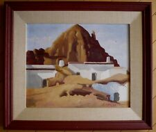 HIDALGO, SPANISH CANVAS VICENTE PIERA, Spain Oil IMPRESSIONISM IMPRESSIONIST