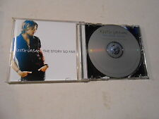 KEITH URBAN-THE STORY SO FAR-19 TRACK CD-AUSTRALIA-2012