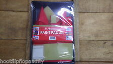 HARRIS EXPERT PAINT PAD SET 11012AS EMULSION TRAY MINI PAD INTERNAL CORNER pads