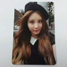 TTS 2nd HOLLER SeoHyun Official Photocard 1p K-POP Girls' generation SNSD Idol A