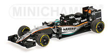 MINICHAMPS 1/43 FORCE INDIA Mercedes VJM09 - 2016 417160027
