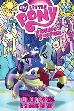 Twilight Sparkle and Shining Armor by Rob Anderson (2016, Hardcover)