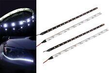 4X 30 cm Wasserdicht 15 1210 SMD flexibel LED Streifen Licht Lampen Weiss DC 12V