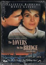 THE LOVERS ON THE BRIDGE-Misfit JULIETTE BINOCHE finds love,shelter on Bridge