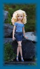 """""""Colvin"""" Jeans Skirt for Tonner's 16"""" Antoinette, Ellowyne, & Tyler"""
