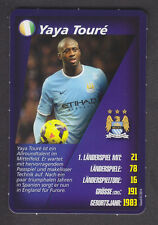 Real - Welt Fussball Stars 2014 - Yaya Toure - Manchester City