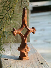 TEN CATHEDRAL FINIALS Iron Cast  Wrought Garden Fence
