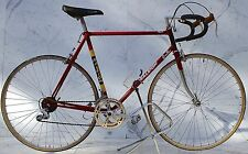 RALEIGH TI Rapide Road Bike Reynolds 531 Sugino SuperMighty Suntour Cyclone 55cm