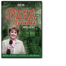 DANA AND FRIENDS SEASON THREE * AN EWTN 4-DISC DVD