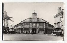 PHOTO Vintage Vers 1910 - SENS FRANCE YONNE - Le Marché Couvert Horloge