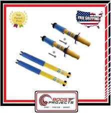 Bilstein Rear & Front Shock Absorbers Chevy Trailblazer / GMC Envoy / Isuzu