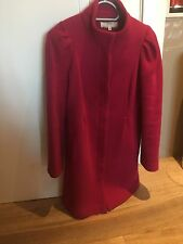 Vanessa Bruno Athe' Coat In Pink Colour, Size FR 38