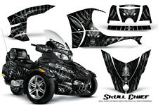 CAN-AM BRP SPYDER RT RT-S GRAPHICS KIT CREATORX DECALS SCS