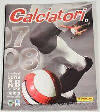 Calciatori 2007/08 Album Panini 268 figurine calcio collezione football-03R