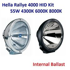 55W HID Conversion Kit for Hella Rallye 4000 Internal Ballast 4300K 6000K 8000K
