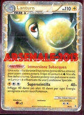 CARTA POKEMON - LANTURN - RARA HOLO 86/95 (UNLEASHED) USATA