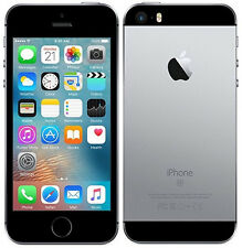NEW APPLE IPHONE SE 64GB SPACE GRAY UNLOCKED FOR ANY GSM SIM CARD WORLDWIDE