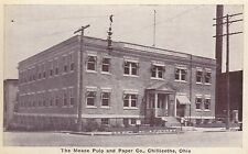 Chillicothe, OH - The Meade Pulp and Paper Co.