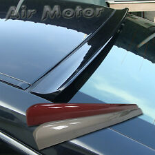 PAINTED AUDI A4 B5 4D Sedan REAR ROOF SPOILER 95-00 NEW