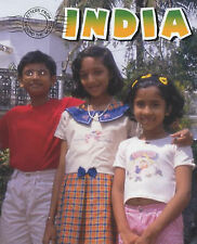 David Cumming India (Letters from Around the World) Very Good Book