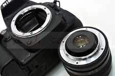 Zeiss Contax MM lens to Nikon D200 D300 D700 D600 D800 D90 D7000 flange adapter