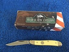 65025 Forney Bear and Son Delrin 1-Blade Peanut Knife (C204)
