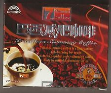 Wholesale 4 Boxes Slimming Coffee Brazilian 7 Days Authentic Quick Weight Loss