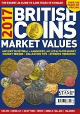 BRITISH COIN MARKET VALUES 2017 - THE BEST VALUE GUIDE BOOK TO COIN PRICES