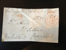JOHN BASTARD - POLITICIAN & ROYAL NAVAL OFFICER - SIGNED ENVELOPE FRONT