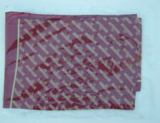 Macallan Pocket Square Hankerchief Hanky 100% Silk