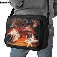 IMMOLATION INCANTATION BAG Shoulder MORBID ANGEL CANNIBAL CORPSE ASPHYX MORGOTH