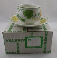 Villeroy & and Boch GERANIUM sauce boat 22cm NEW BOXED