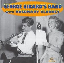GIRARD,GEORGE, George Girard's Band with Rosemary Clooney, Excellent