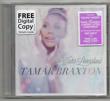 Tamar Braxton Winter Loversland CD 2013 Braxton Christmas