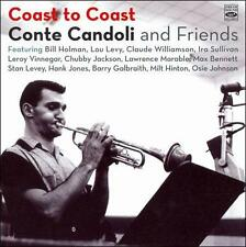 Coast to Coast by Conte Candoli (CD, May-2005, Fresh Sound (Spain))